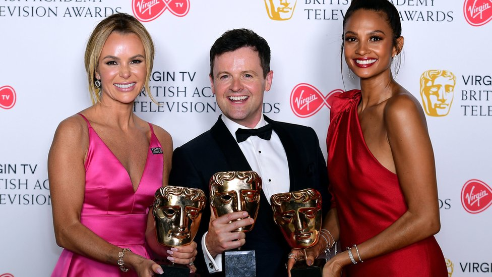 Bafta TV Awards: Britain's Acquired Expertise, Love Island and Blue Planet II win