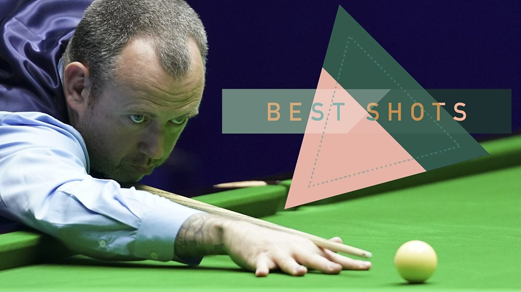 Snooker World Championship: Mark Williams through to second round