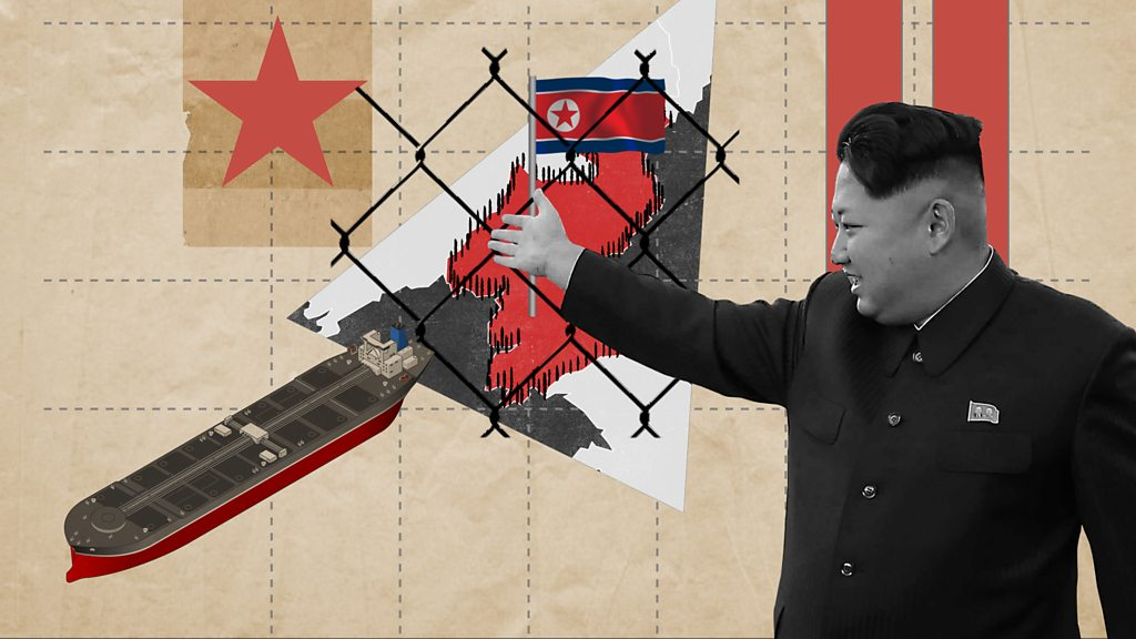 Reality Check: How is North Korea evading sanctions?