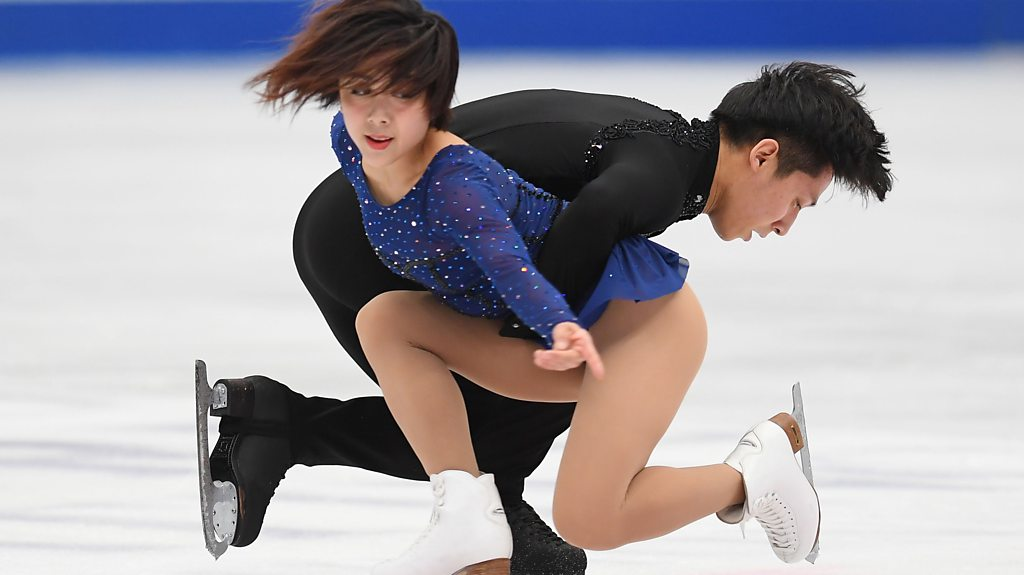 2019 World Figure Skating Championships: China's Sui Wenjing and Han Cong take gold