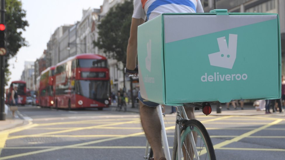 Deliveroo and UberEats restaurant clients face new rules