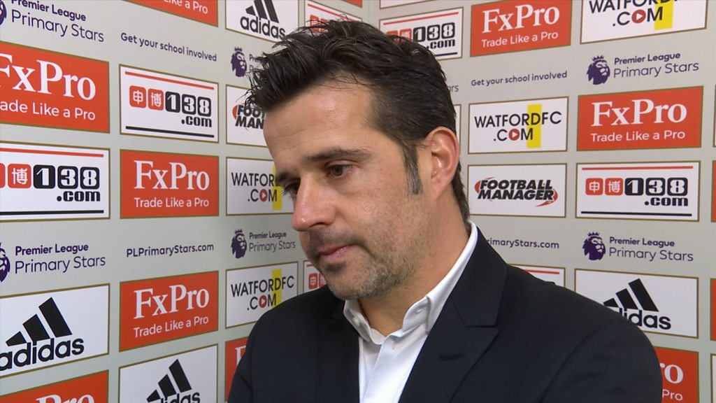 Watford 2-0 West Ham: Everton speculation 'not a problem' for Marco Silva