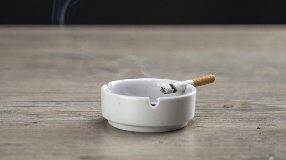 سيجارة واحدة يوميا