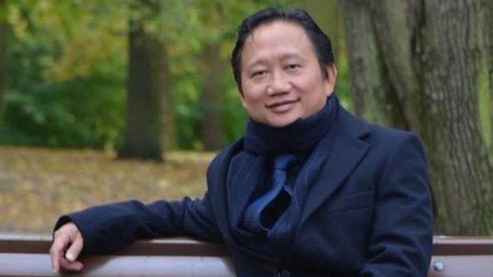 'Hồ sơ Trịnh Xuân Thanh ở Đức không đổi'