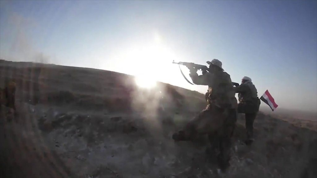 IS and how it continues to plague Iraq