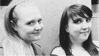 Sarah Jackson and Anna Payton