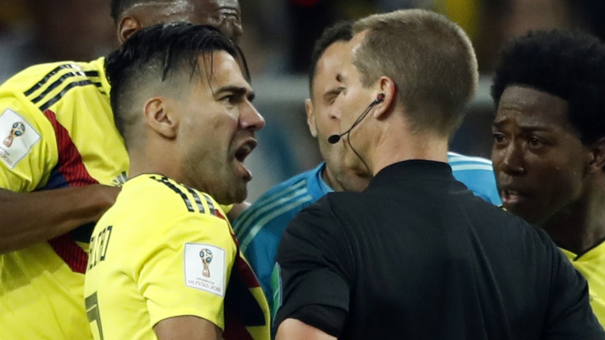 World Cup 2018: Diego Maradona says England committed 'robbery' against Colombia