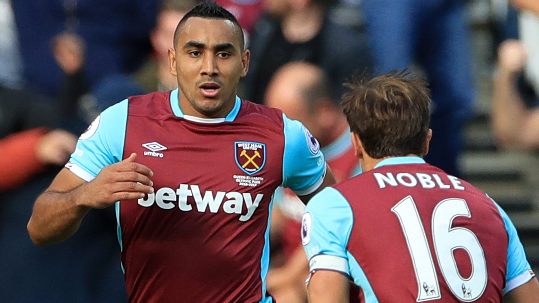 Payet stunner earns West Ham draw with Boro