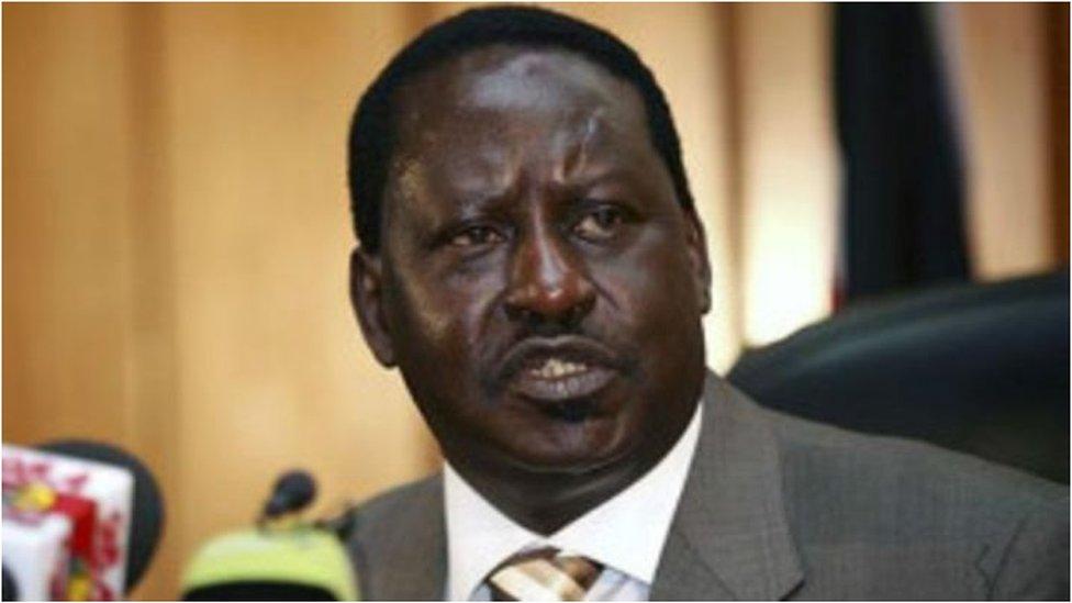 Kenya : Odinga rencontre le chef de la commission électorale