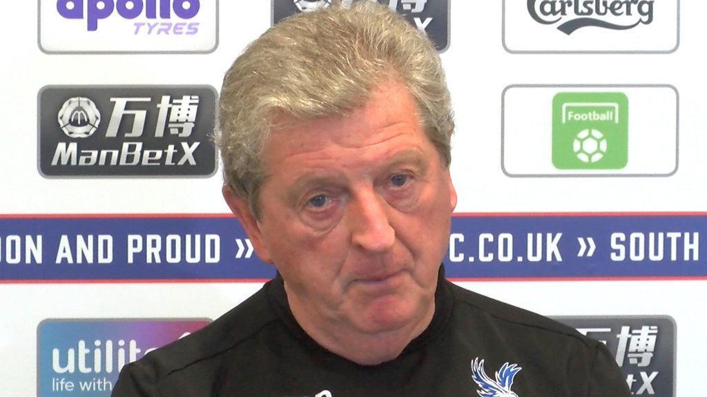 Roy Hodgson would be disappointed if England stopped playing at Wembley