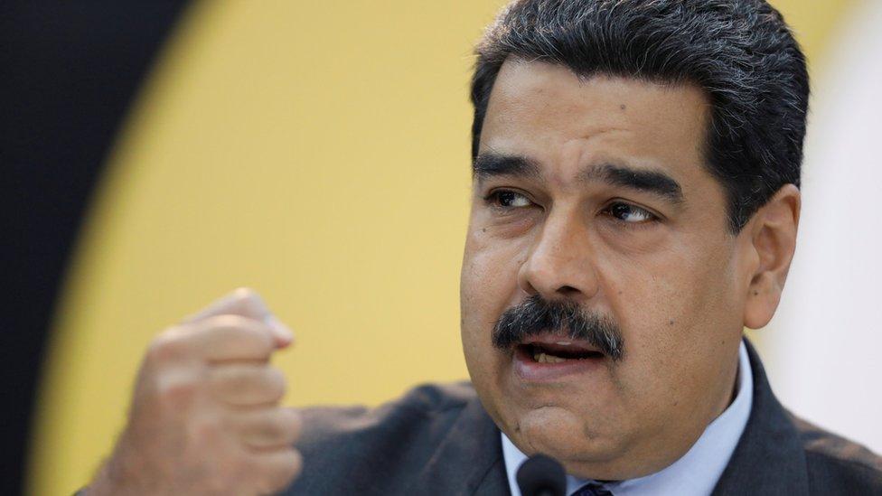 Venezuela's Maduro wants 'mega-election' amid opposition boycott
