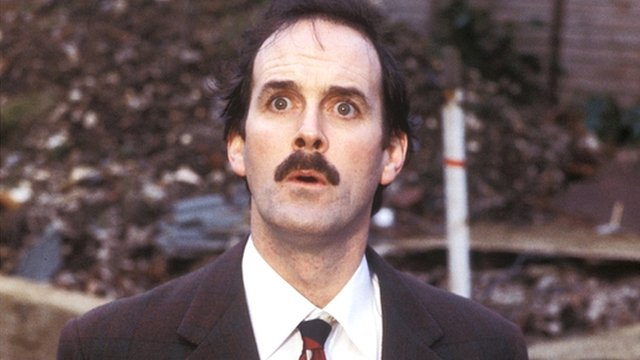 Japan turns to Basil Fawlty in race for Olympic English