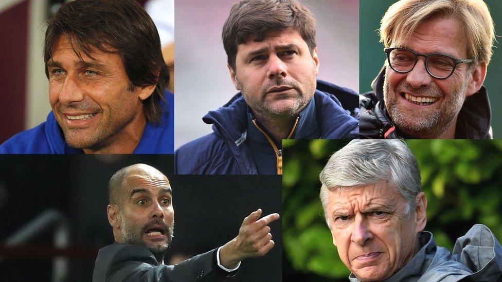 Premier League title race: Could it be the closest ever?