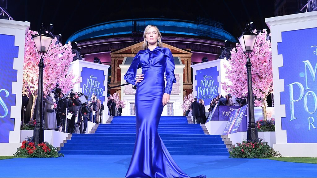 Mary Poppins Returns for European premiere
