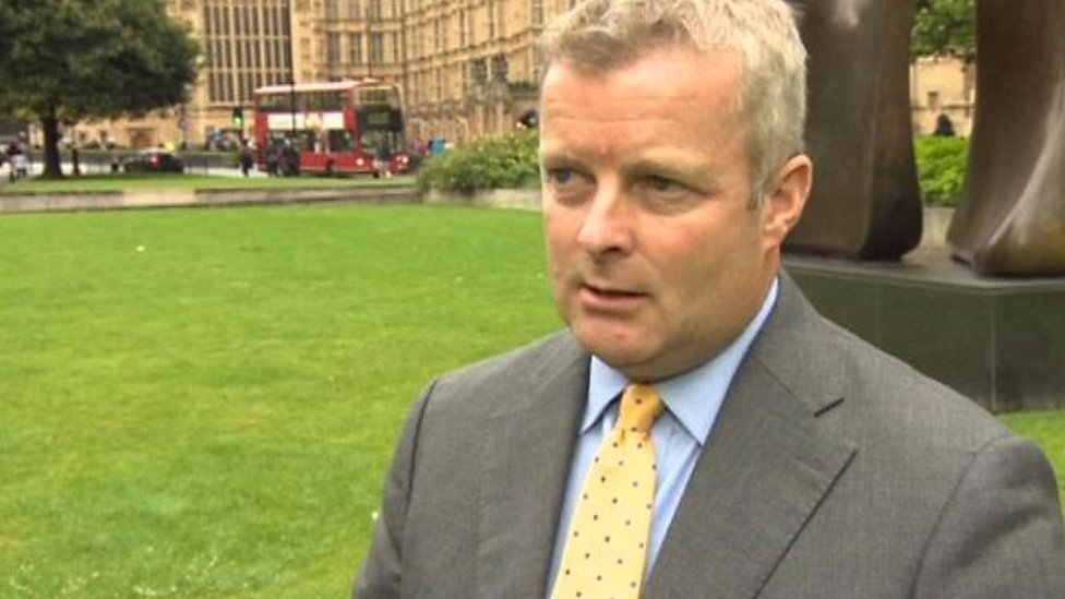 Tory MP Chris Davies guilty of false expenses claim