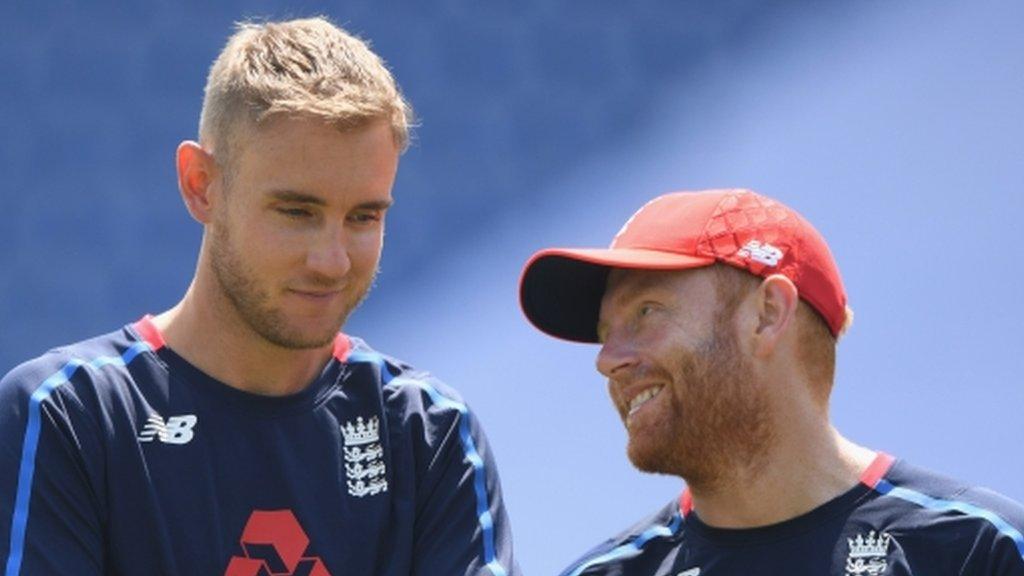 Sri Lanka v England: James Anderson rested, Stuart Broad and Jonny Bairstow return