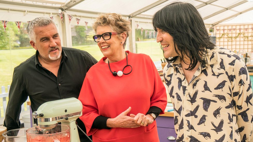 What do the critics make of C4's Bake Off?