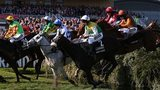 The 2015 Grand National at Aintree