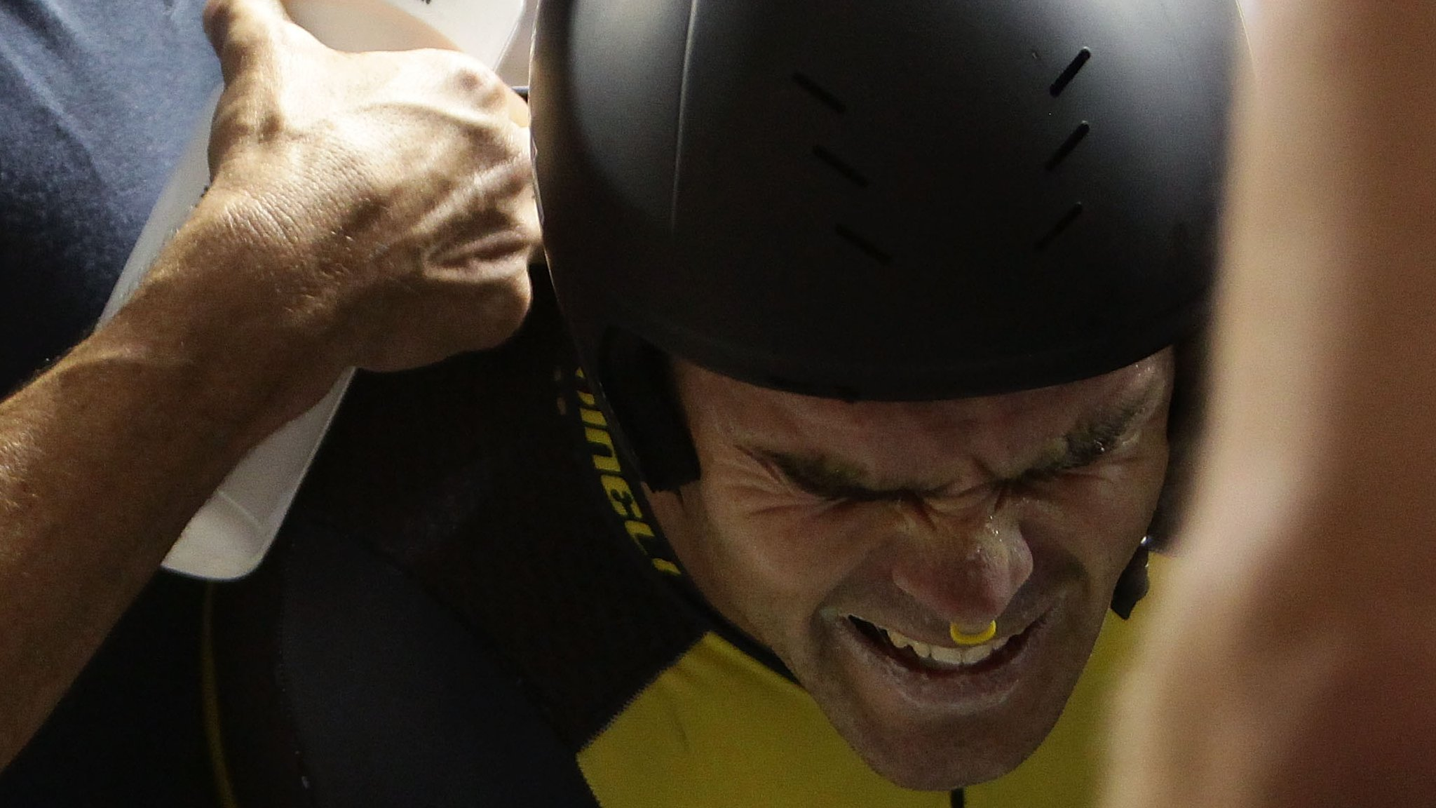 Life at the limits of exhaustion - why cyclists suffer