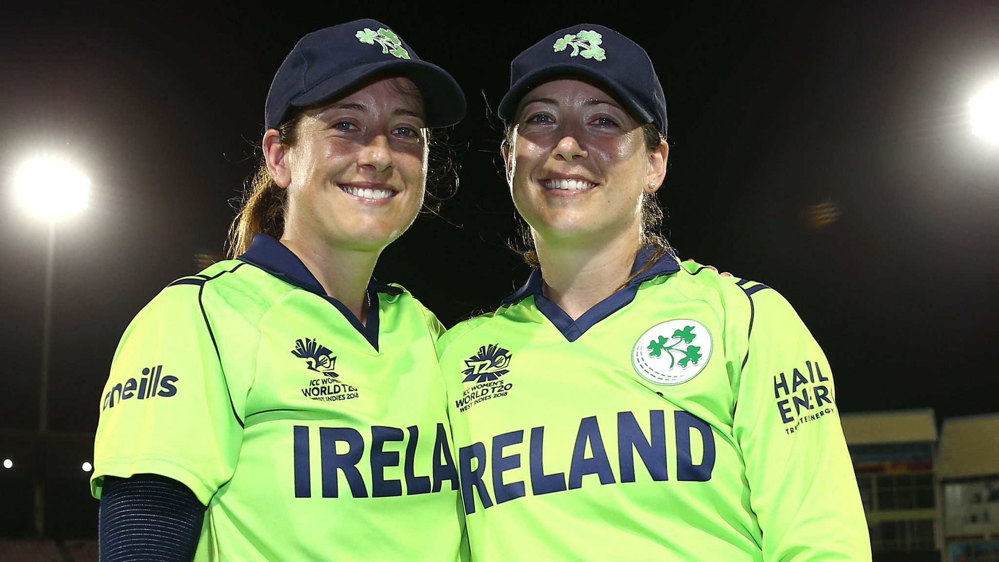 Joyce sisters retire after Ireland lose to New Zealand