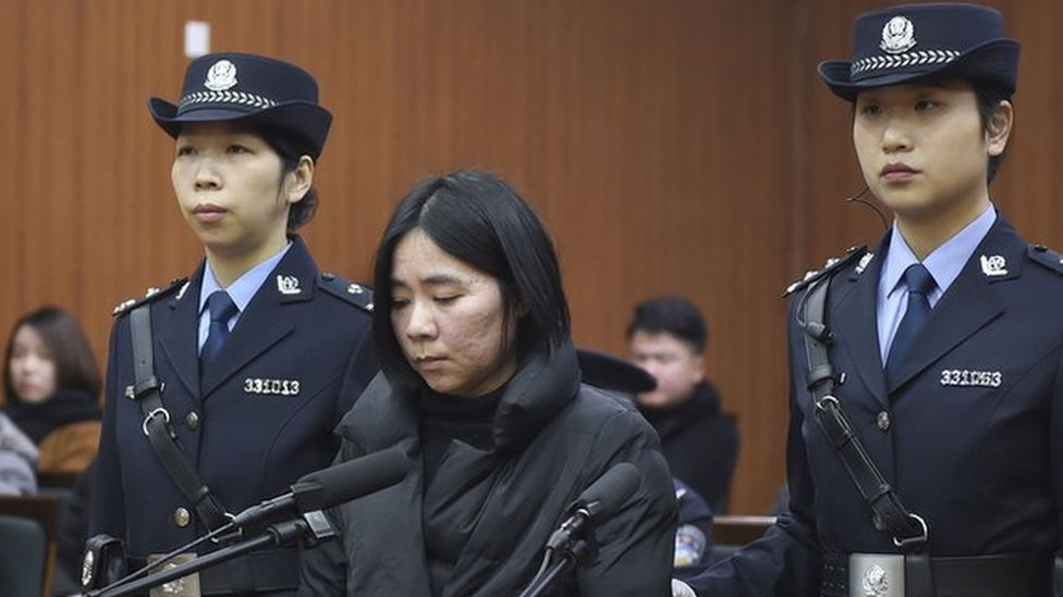 Chinese nanny Mo Huanjing executed for arson killings