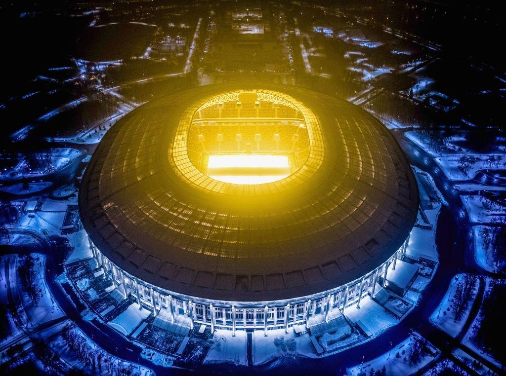 Estadio Luzhniki de Moscú