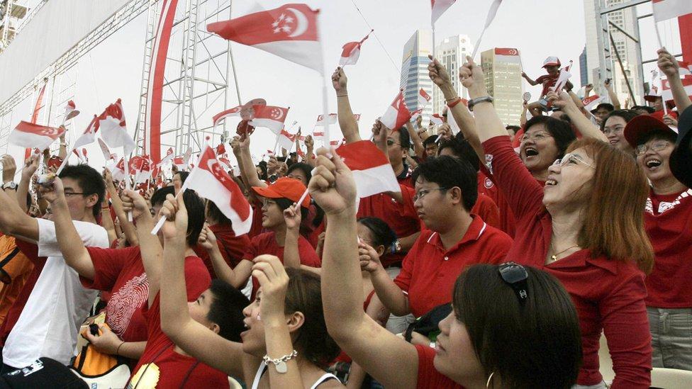 Singapura,kebahagiaan