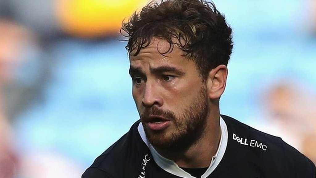 Danny Cipriani: Wasps fly-half likely to be out for three months with knee injury