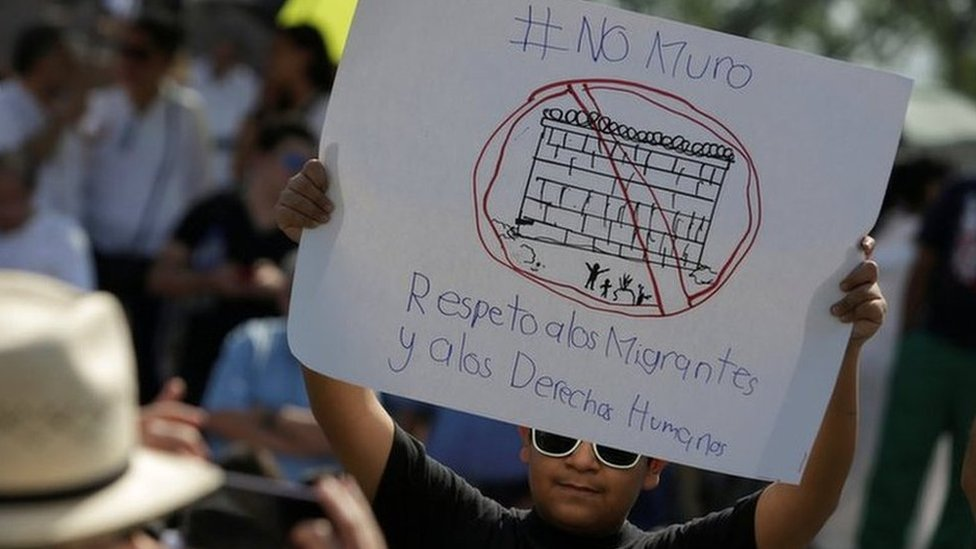 Mexico's foreign minister rejects Trump deportation policy