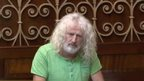 The allegations were made in the Irish parliament on Thursday by independent member Mick Wallace