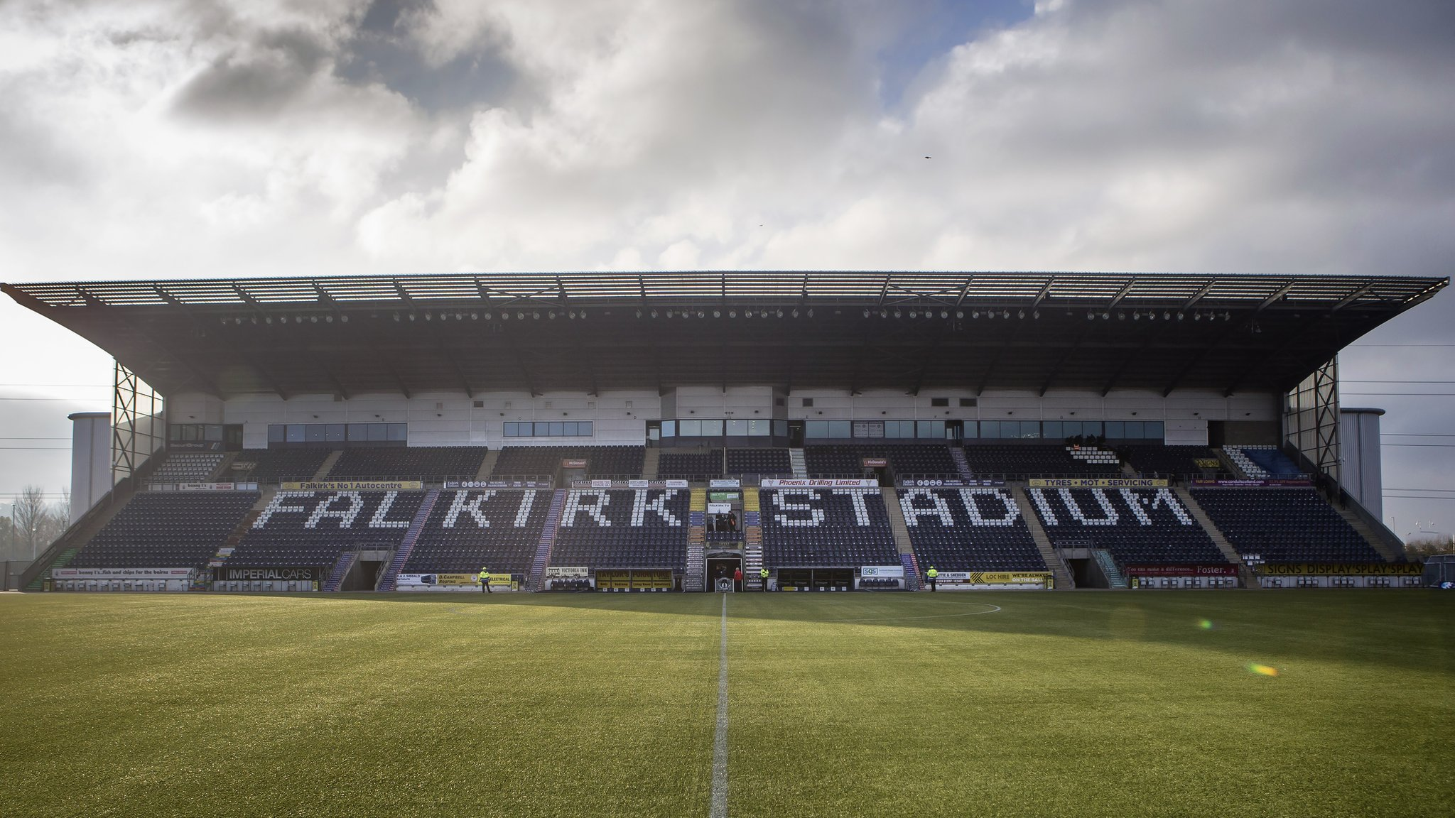 Falkirk fans launch bid to take control with shares scheme