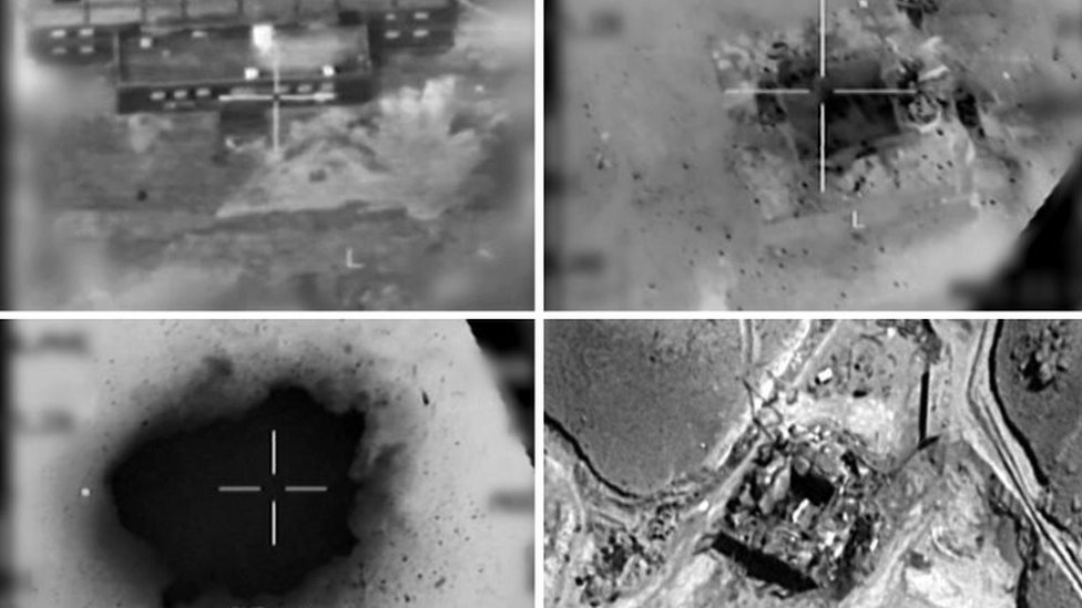 Israel admits striking suspected Syrian nuclear reactor in 2007