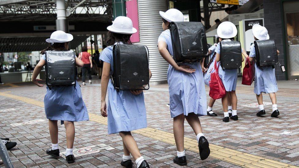 Anak-anak di Jepang