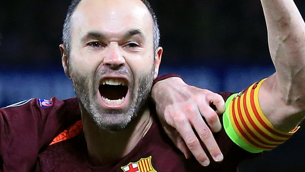 Gossip: Man City want Iniesta as player-coach if Arteta goes to Arsenal