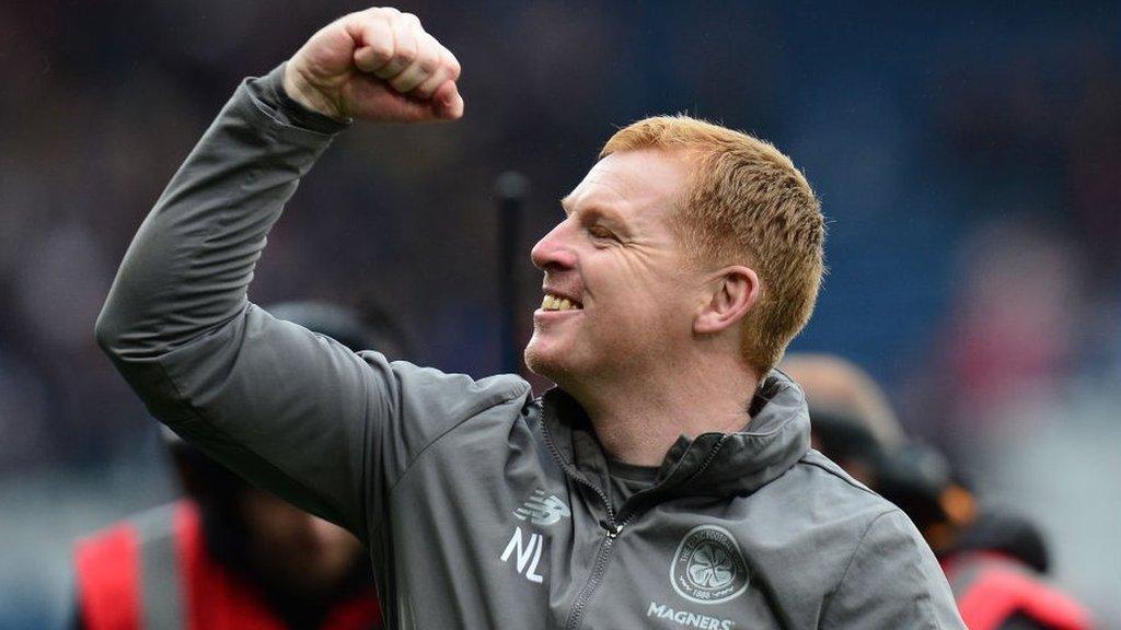 Celtic: Neil Lennon offered manager's job after sealing treble treble