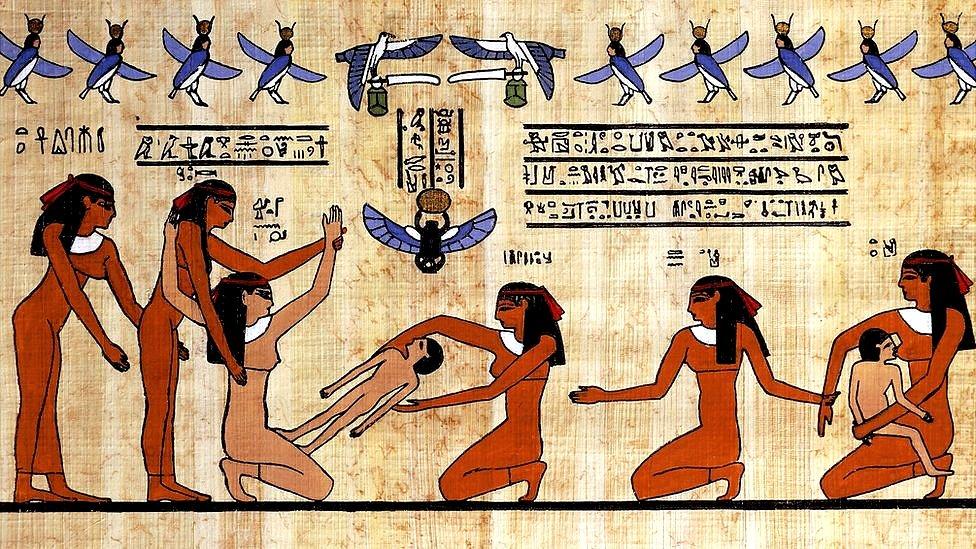 Las prácticas médicas de Antiguo Egipto que aún se