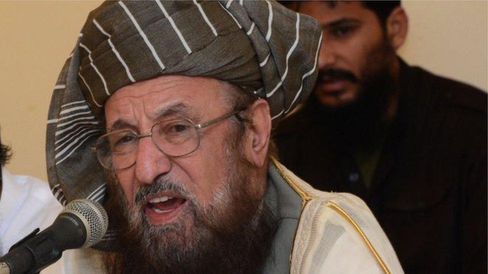 پاکستان: مولانا سمیع الحق یوه برید کې وژل شوی