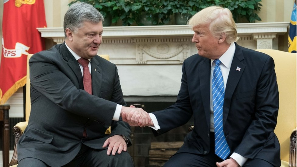 Trump lawyer 'paid by Ukraine' to arrange White House talks