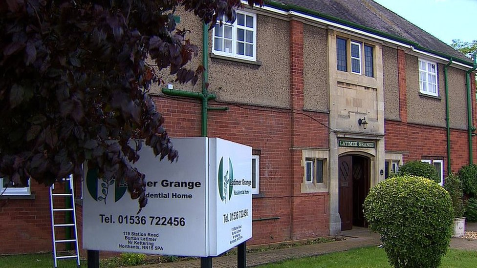 Latimer Grange: Daughter 'not told by police probe had ended'