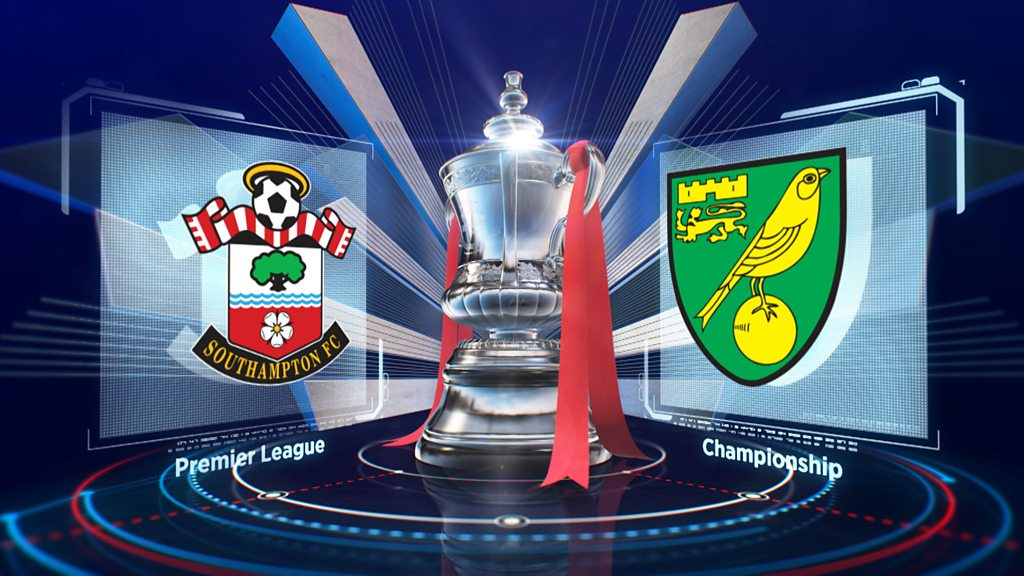 FA Cup: Southampton 1-0 Norwich City highlights