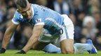 Pellegrini plays down Aguero concern