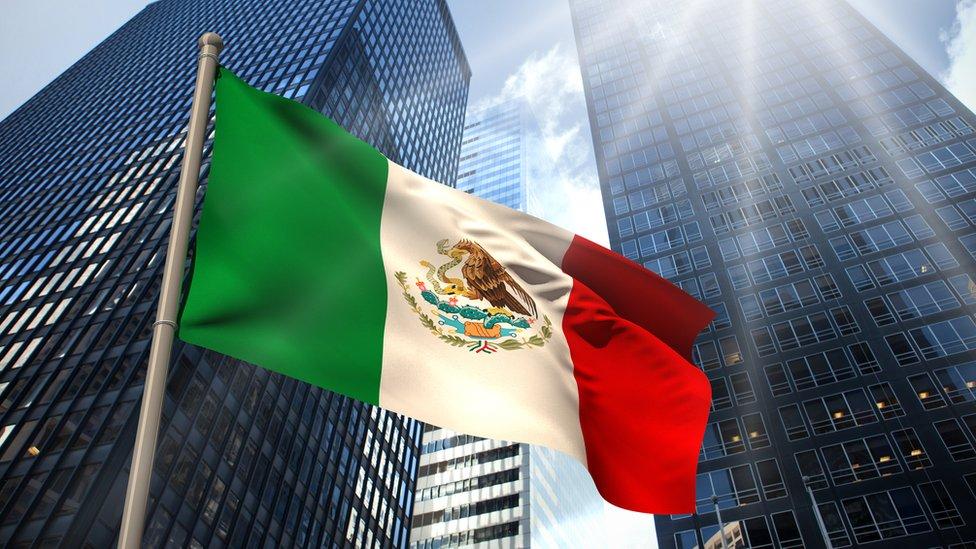México destaca por la sofisticación de su mercado financiero.