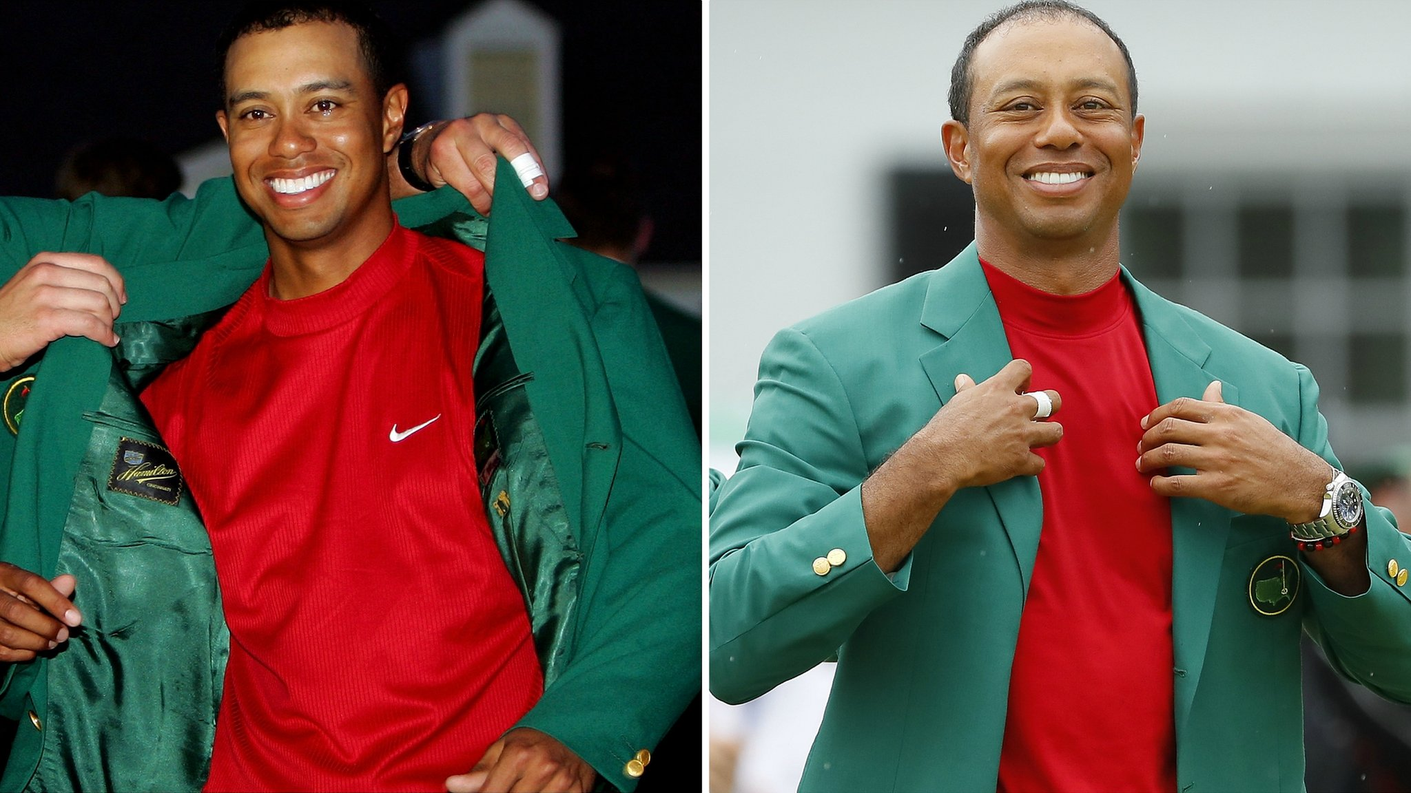'Greatest comeback story in sport' as Woods wins Masters - do you agree?