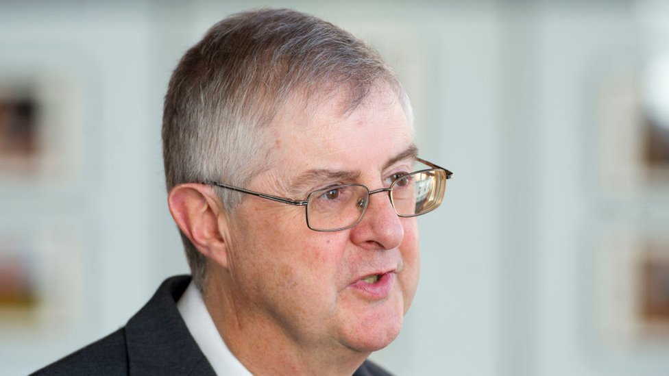 Theresa May at her worst during Brexit speech - Mark Drakeford