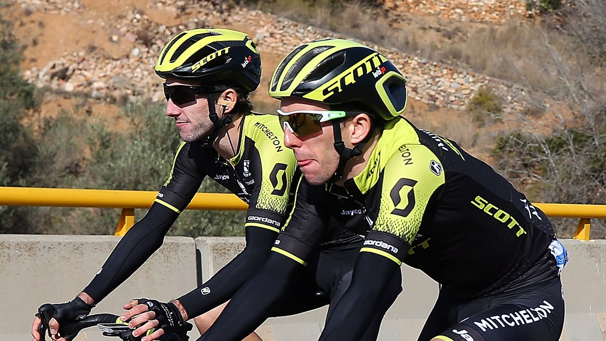 Both Yates twins will now race in Vuelta a Espana