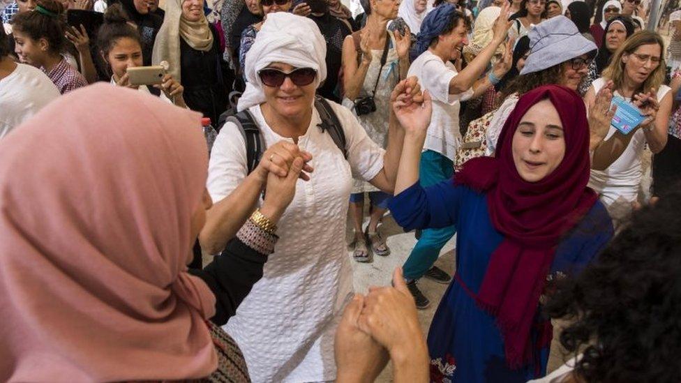 نساء فلسطينيات وإسرائيليات من أجل السلام