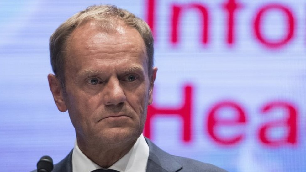 Brexit: 'No optimism' for summit breakthrough, says Donald Tusk