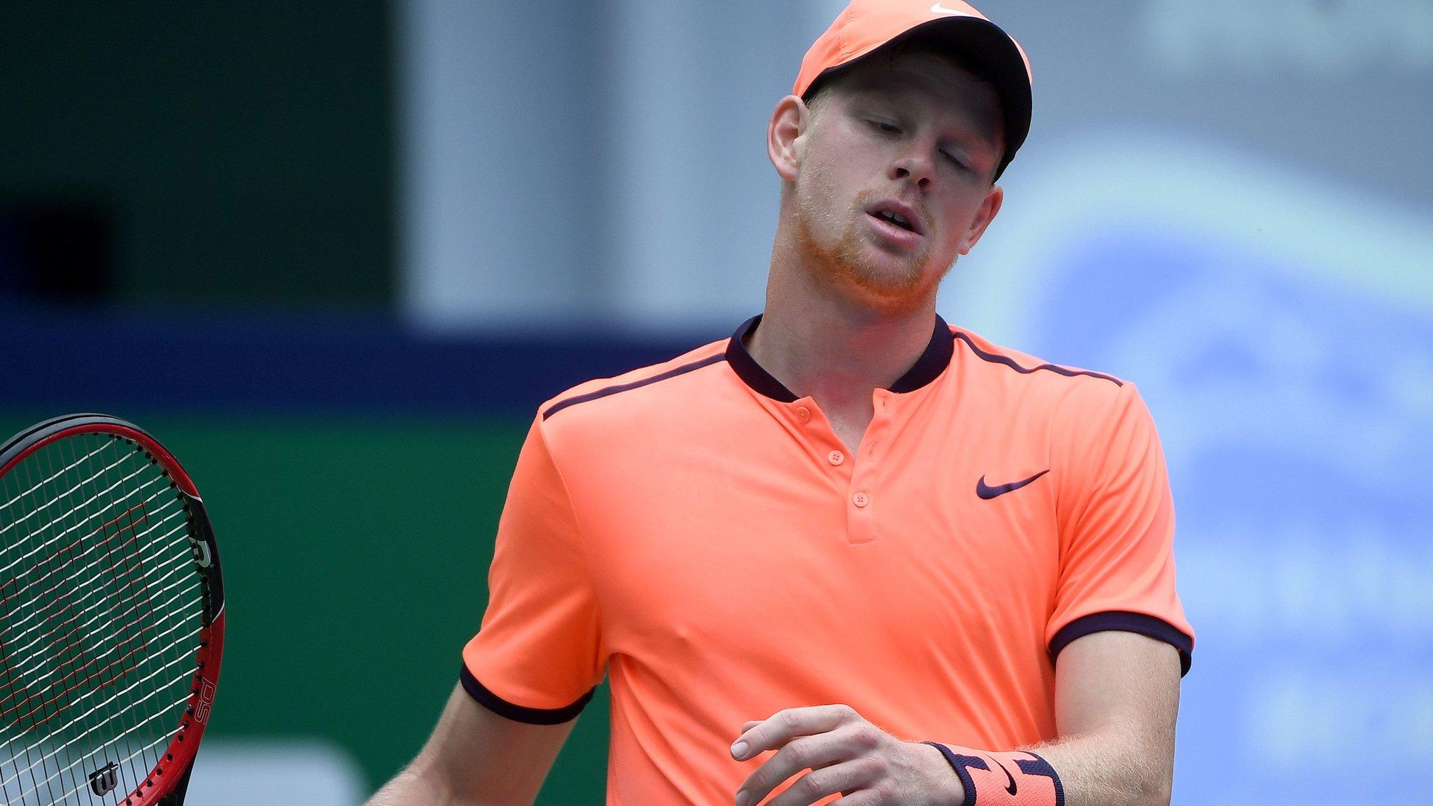 Edmund retires from Ferrer match after 18 minutes