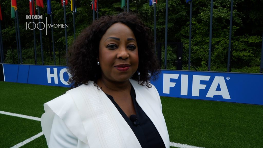 100 Women: Fatma Samoura - the most powerful woman in sport