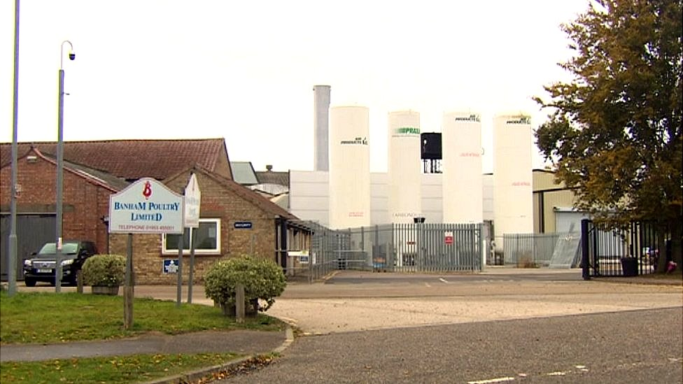 Banham Poultry, Attleborough